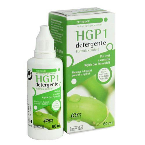 Soluzione detergente HGP1 Bausch and Lomb