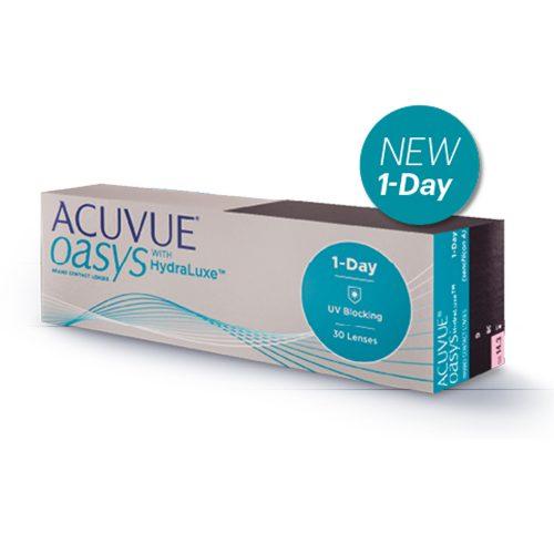 Acuvue 1 Day Oasys con HydraLuxe lenti giornaliere