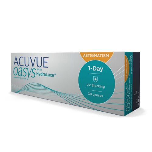 1-Day Oasys for Astigmatism Acuvue 30 lenti a contatto