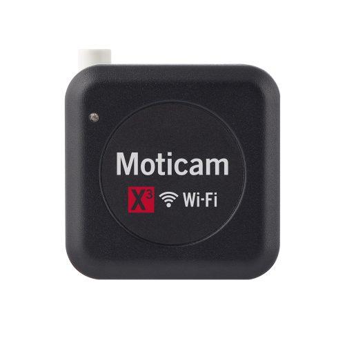 Videocamera Microscopi Moticam X3 WiFi