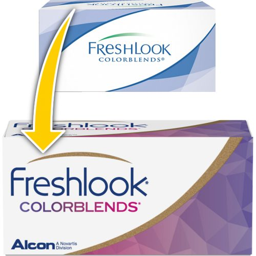 FreshLook Colorblends Alcon lenti a contatto