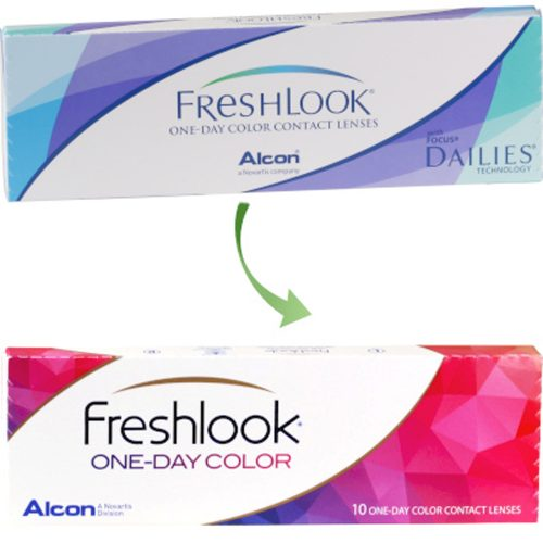 FreshLook One Day Color Alcon lenti a contatto