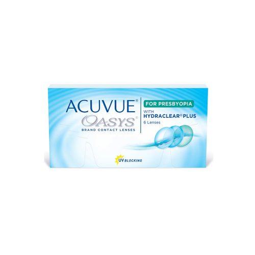 Acuvue Oasys for Presbyopia lenti a contatto
