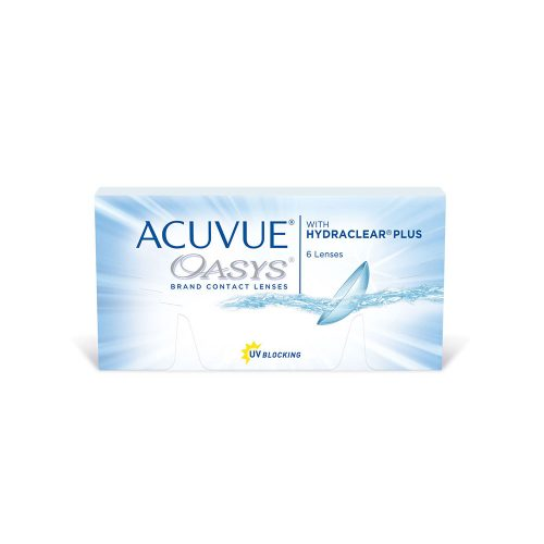 Acuvue Oasys Lenti A Contatto Johnson and Johnson
