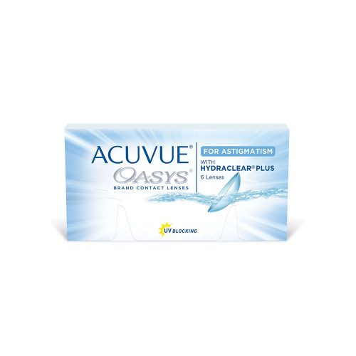 Acuvue Oasys for Astigmatism lenti a contatto