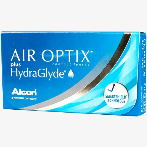 Air Optix Plus Hydraglyde Alcon Lenti a Contatto Mensili