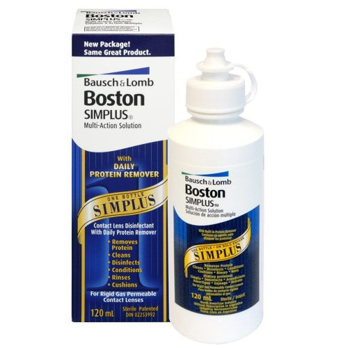 Soluzione Unica Boston Simplus Bausch and Lomb