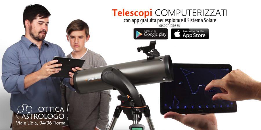 Telescopi computerizzati