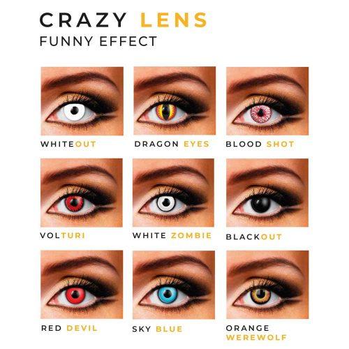 Crazy Lens Giornaliere – Lenti a Contatto Colorate