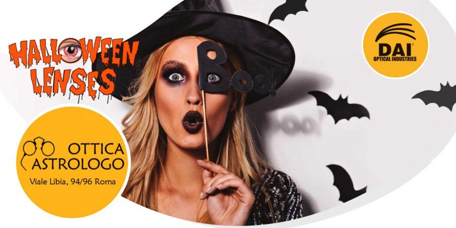 Lenti a contatto per Halloween