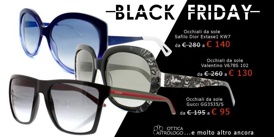 Black Friday Occhiali da Sole