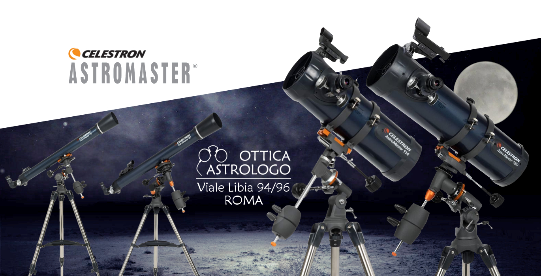 Telescopi Celestron Astromaster