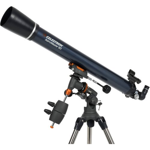 Telescopio Celestron Astromaster 90EQ