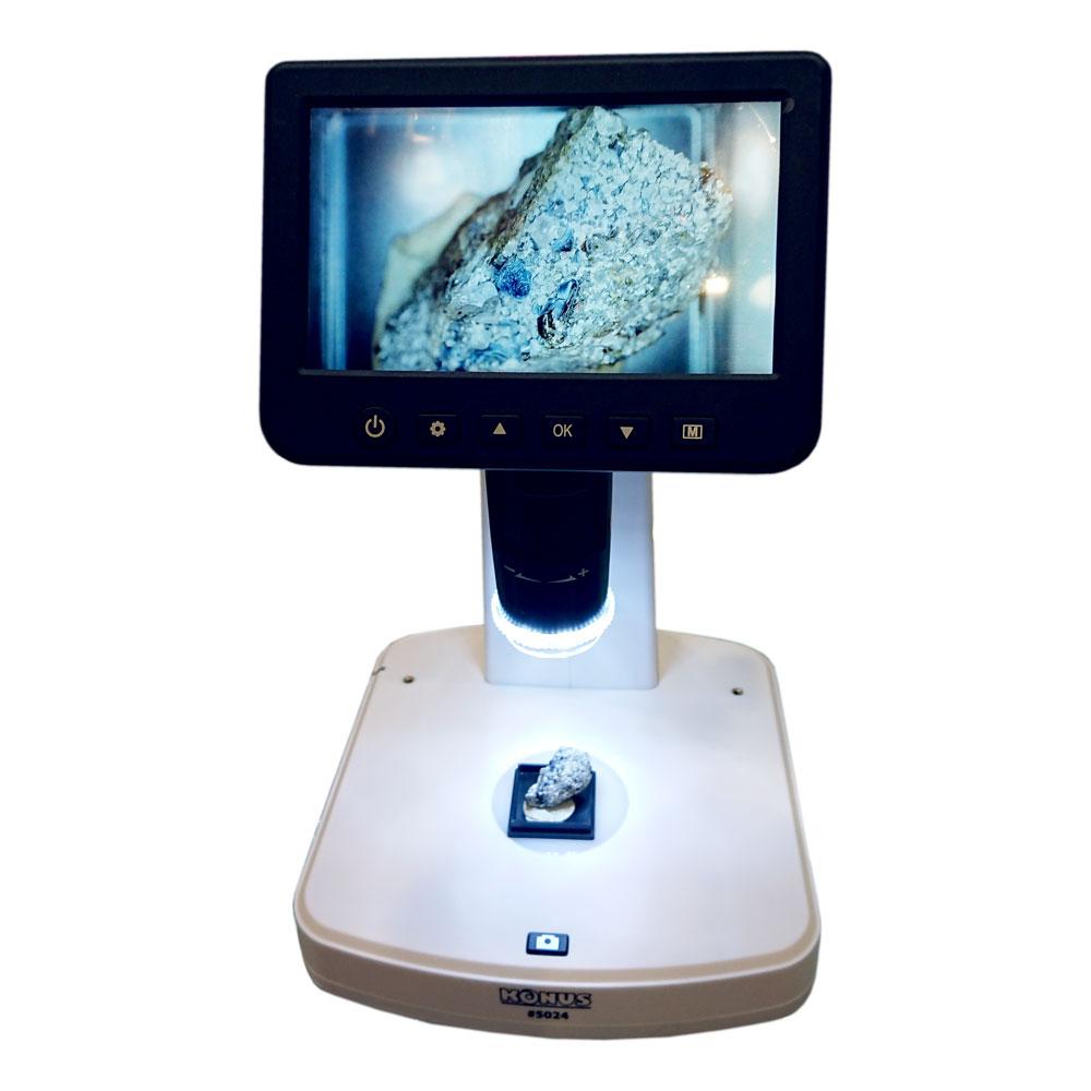 Microscopio Digiscience