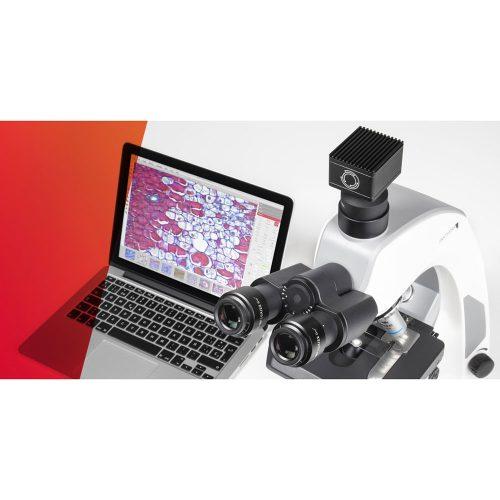 Videocamera Microscopi Moticam S6 USB
