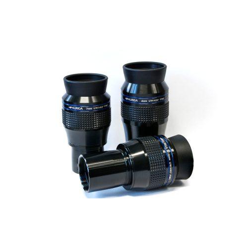 Oculari Ultra Wide Angle Auriga per Telescopi 31.8