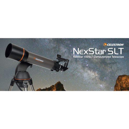 Nexstar 102 SLT 660 Telescopio Celestron Rifrattore