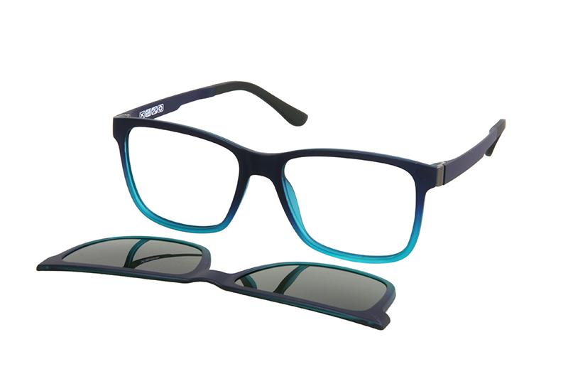 occhiali clip-on