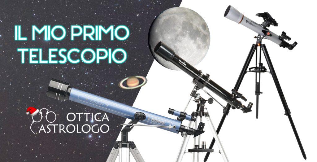 Il mio primo telescopio