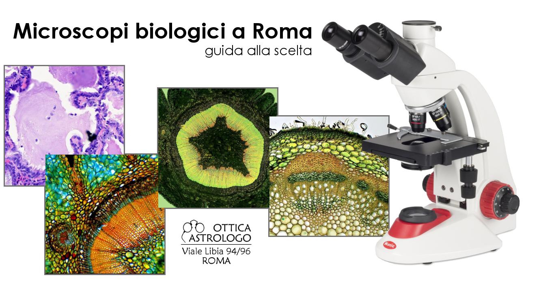 Negozio di Microscopi a Roma