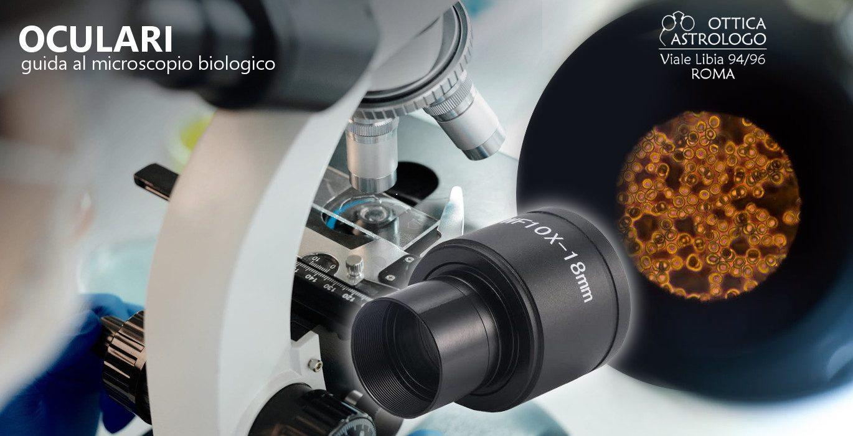 oculari per microscopio