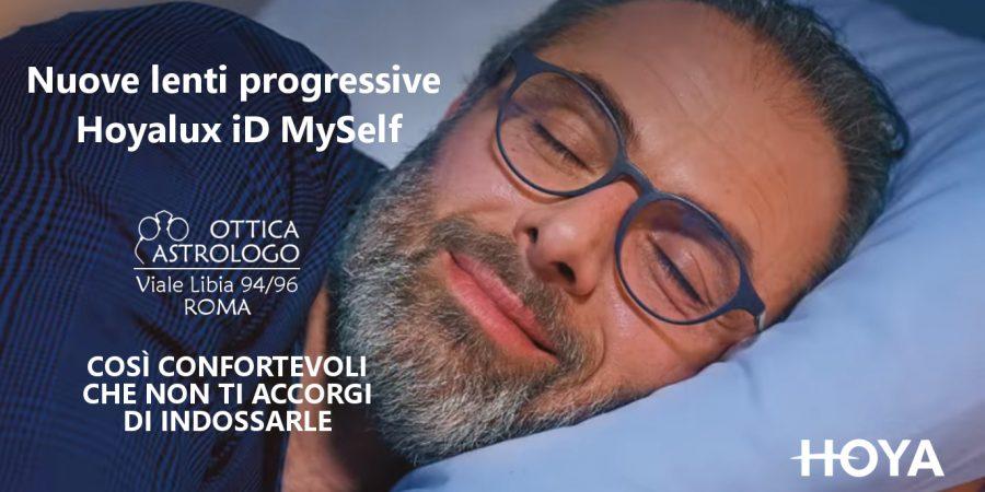Lenti progressive Hoyalux iD MySelf