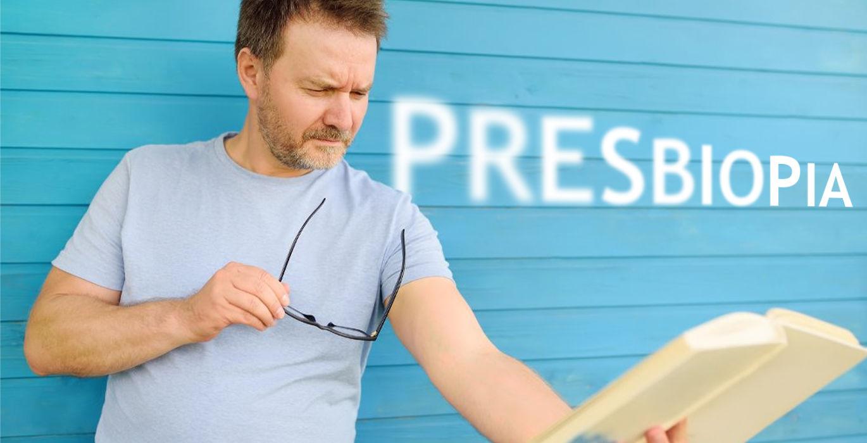 Lenti a contatto multifocali per correggere la presbiopia